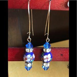 Jewelry - Cloisonne Earrings